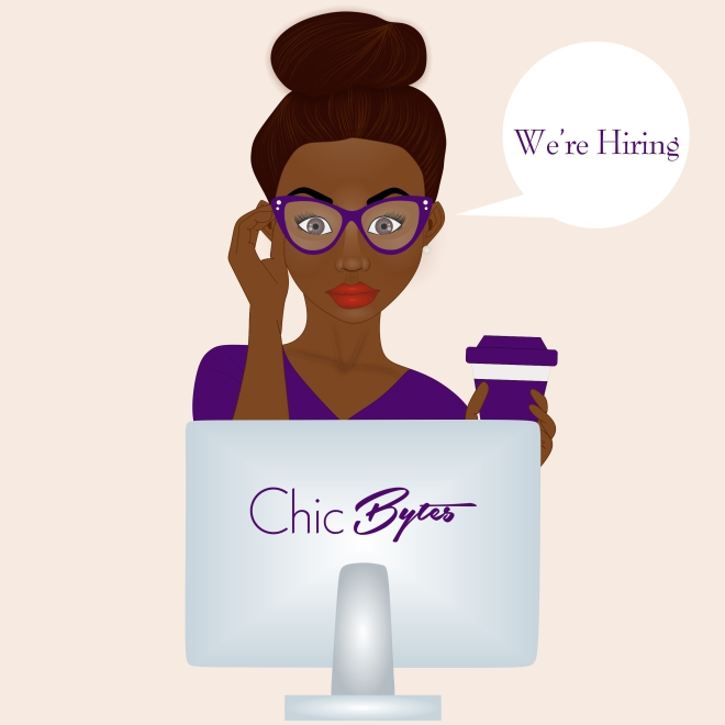 Chic Bytes Careers We Are Hiring