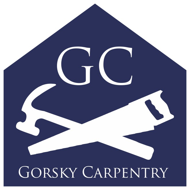 Gorsky Carpentry Logo Design