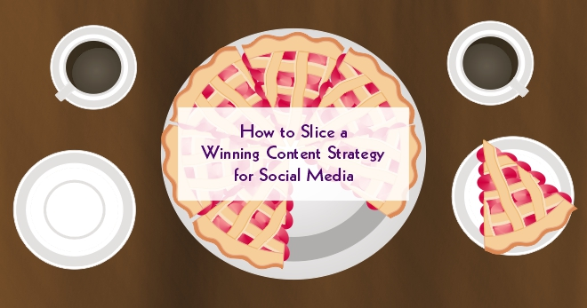 Content Strategy Pie Graphic Version 4